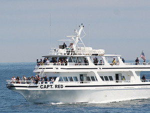 Cape Cod Fast Ferry Photos