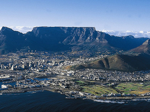 Cape Town City Tour Photos