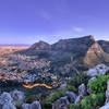 Cape Town SA - Table Mountain & Sea View