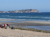Capitan beach
