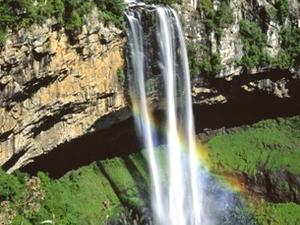 Caracol Falls