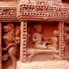 Carving Of The Temple