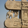 Sanchi Temple and Monastery 45
