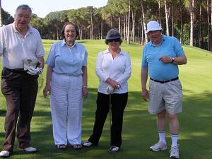 Carya Golf Club Photos
