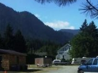 Cascade Locks Marine Park Campground
