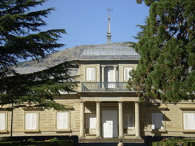 Casita Del Principe - Princes House In El Pardo Madrid
