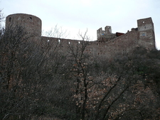 Castel Firmiano Backside