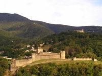 Three Castles of Bellinzona