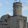Castello Buonconsiglio Back Trento Italy
