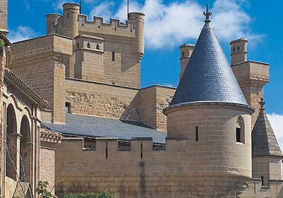 Castillo - Palacio de Olite