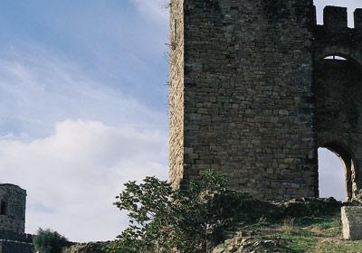 Castillo De Jimena Y Baño De La Reina Mora