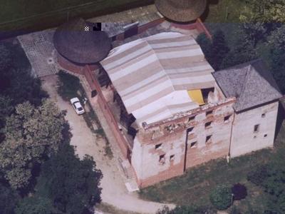 Castle In Kisvárda