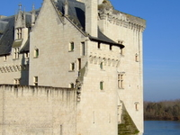 Chateau de Montsoreau