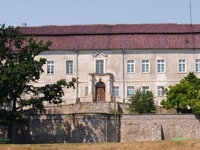 Castle of Krapkowice