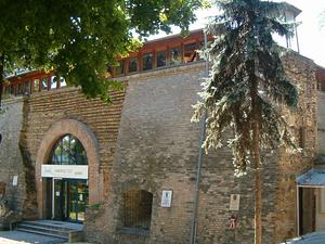 Castle ruins-Szeged
