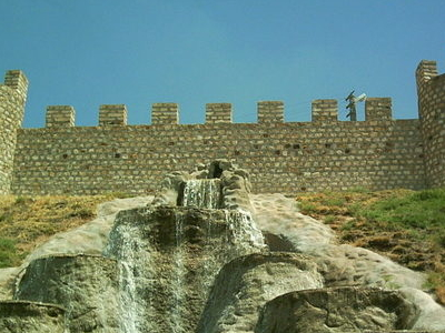 Castle Of Sereflikoçhisar