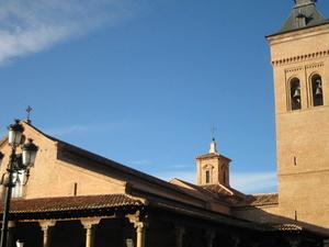 Catedral de Santa Maria la Mayor o de la Fuente