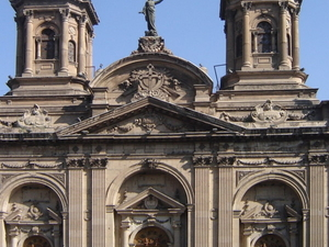 Metropolitan Cathedral Of Santiago