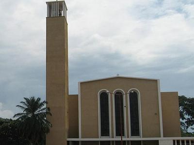 Cathedral In Bujumbura