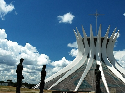 Cathedral Of Brasilia