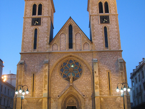 Cathedral of Jesus Heart