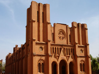 Cathedral Of Ouagadougou