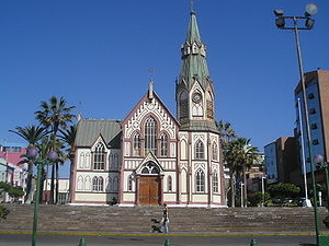 Cathedral of San Marcos de Arica