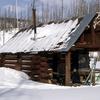 CCPCabin At Yellowstone In Winter