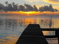Sunrise At Costa De Cocos