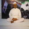 Celebrity Wax Museum - Anna Hazare - Lonavala - Maharashtra - India