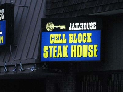 Cell Block Steak House