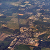 Centerville From The Air Looking East Toward Richmond