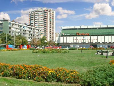 Central Park  Leskovac