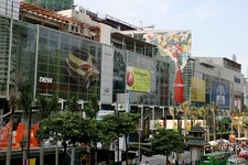 Outside The CentralWorld