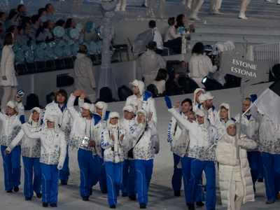 Ceremonies Of Winter Olympics