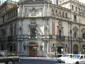 Cervantes National Theatre