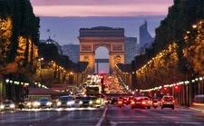 Champs Elysees Paris