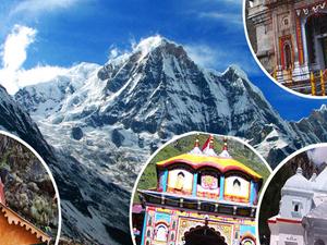 Char-Dham Yatra Uttarakhand