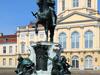 Statue Friedrich Wilhelm I