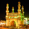 Charminar In The Night