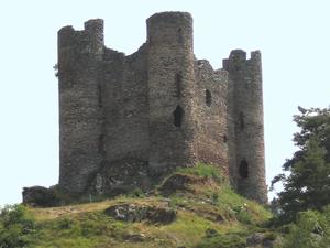 Chateau d Alleuze