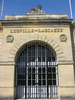 Chateau Leoville Las Cases Entrance