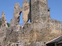 Chateau d'Usson