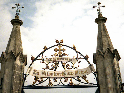 The Gates Of La Mission Haut-Brion