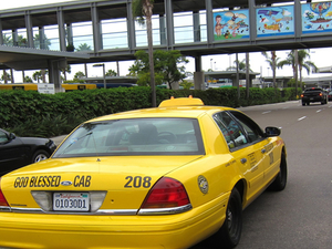 Cheap Transfer Taxi from Airport Photos