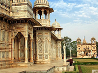 Chhatris of Shivpuri
