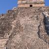 Chichen Itza El Castillo East Side