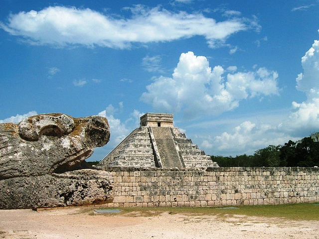 Chichen Itza Wonder of The World Photos