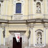 Chiesa Del Carmine In Cerignola.
