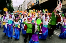 Children Carnival In Patras